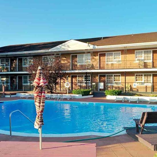 Budget Motel Riverhead Ny