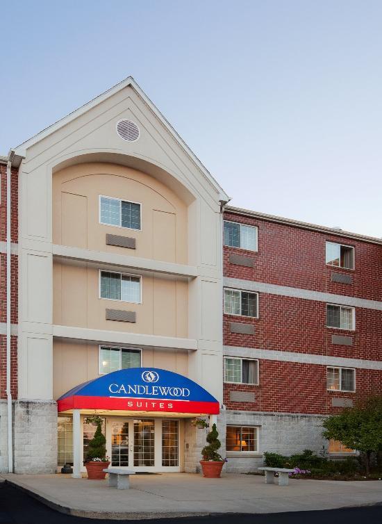 Candlewood Suites Boston-Burlington