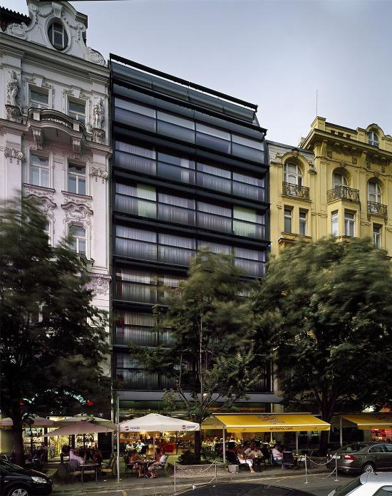 Design metropol hotel prague fra 654 kr prag tjekkiet for Design prague hotel