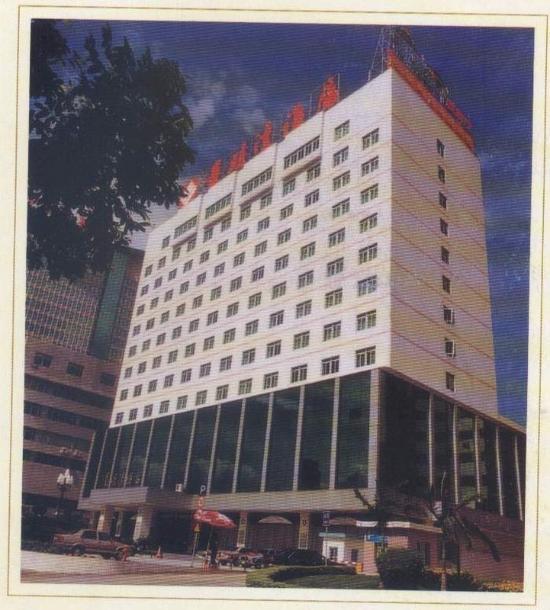 景明達酒店