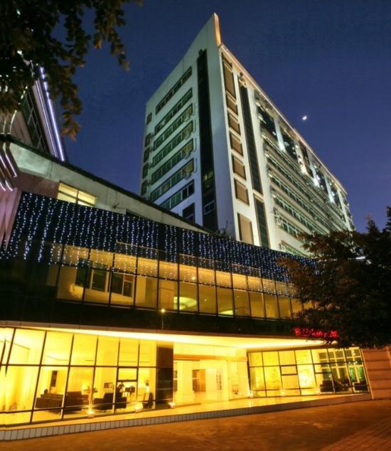 標準國際酒店