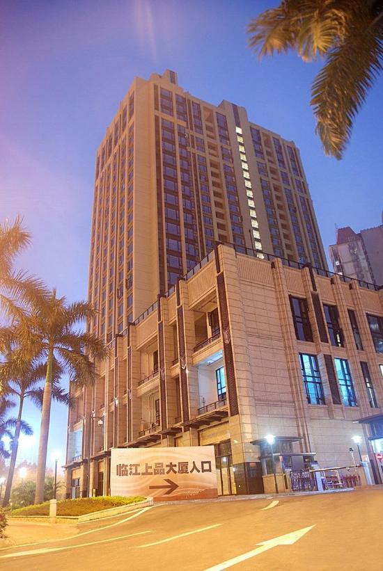 Wanghao Jiarun Linjiang Shangpin Apartment Hotel