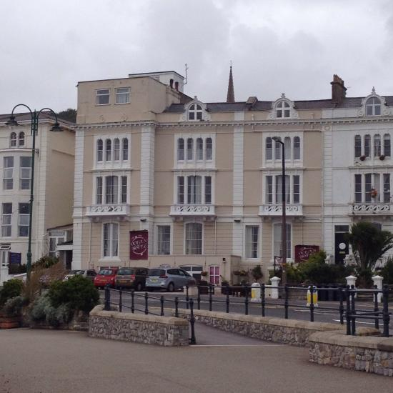Weston Super Mare Hotels Family Rooms
