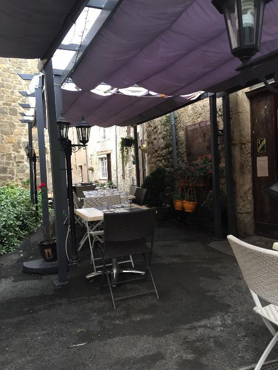 La Bastide Saint Lous Restaurant