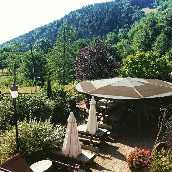 Hotel auberge du melkerhof b b thannenkirch voir les for Auberge du haut jardin