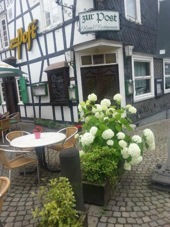 HOTEL-RESTAURANT ZUR POST: Bewertungen & Fotos (Wermelskirchen ...