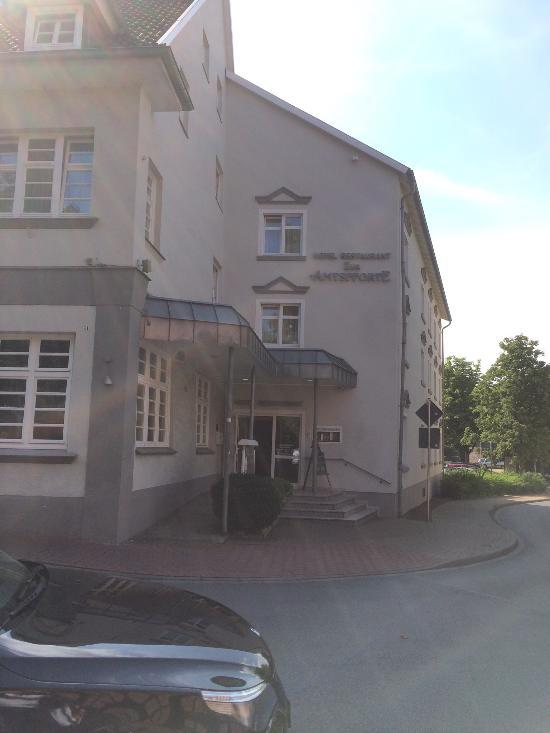 Hotel-Restaurant zur Amtspforte