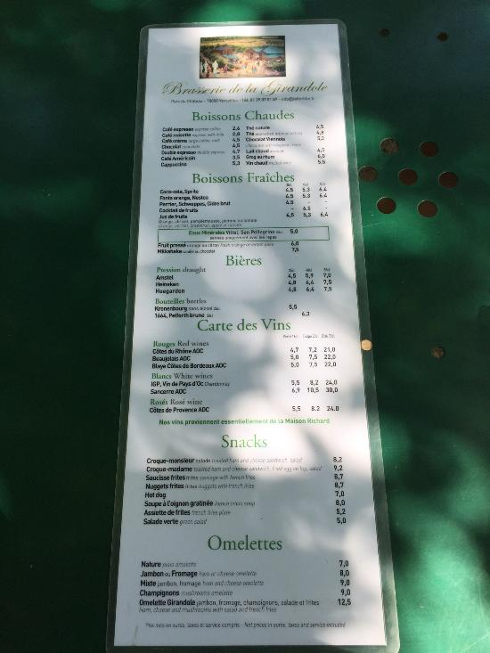 La Girandole, Versailles   Restaurant Reviews, Phone Number U0026 Photos    TripAdvisor