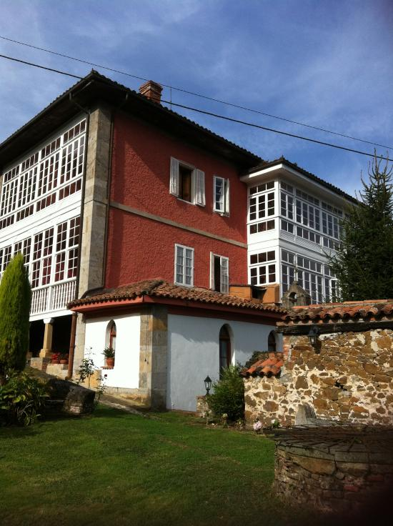 Hotel Palacio de Libardon