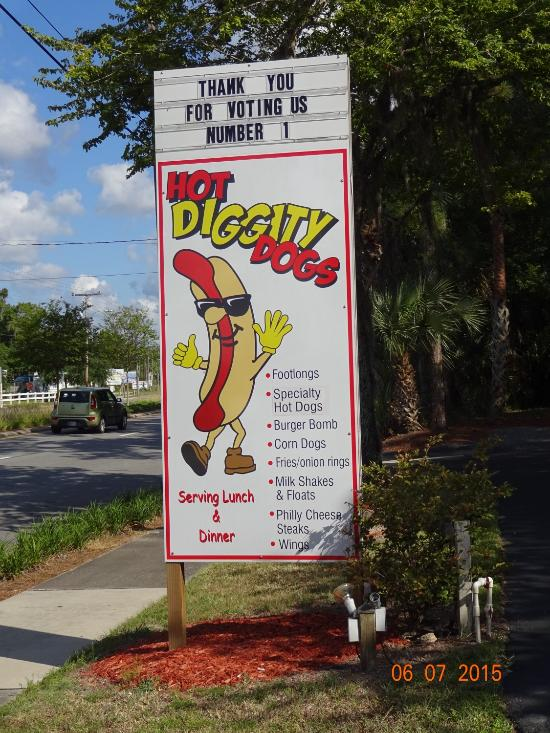 Call Number For Hot Diggity Dog