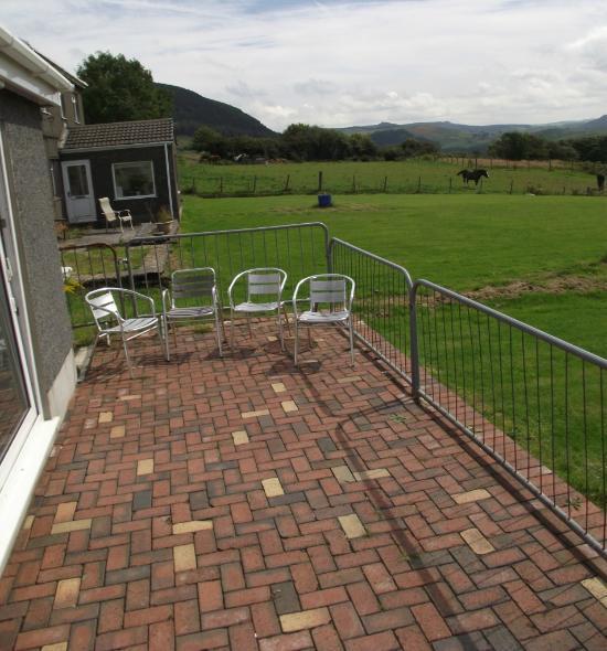 Fedwen Fawr Farm Accommodation