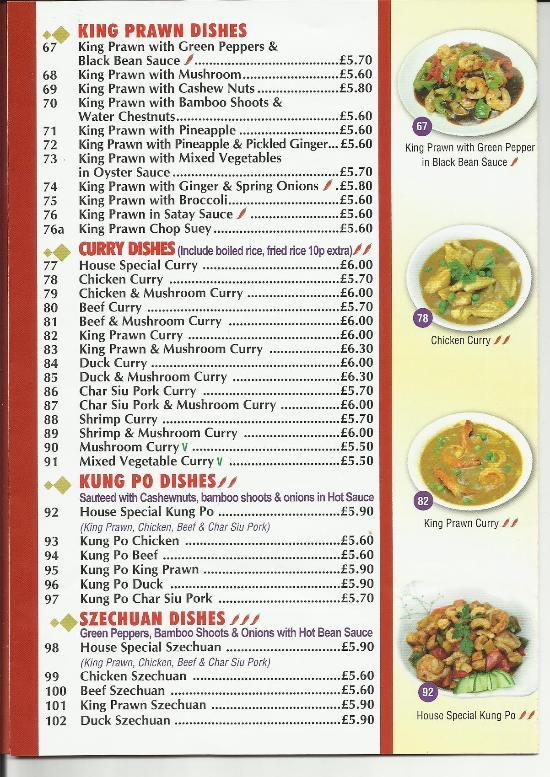 Thai Restaurants Worcestershire