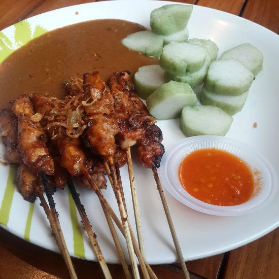 Sate Ayam Dan Kambing Megaria Jakarta Restaurant Reviews Photos Phone Number Tripadvisor