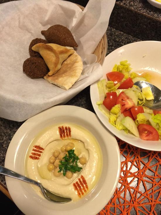 Arz lebanese restaurant folsom restaurant reviews for Arz lebanese cuisine