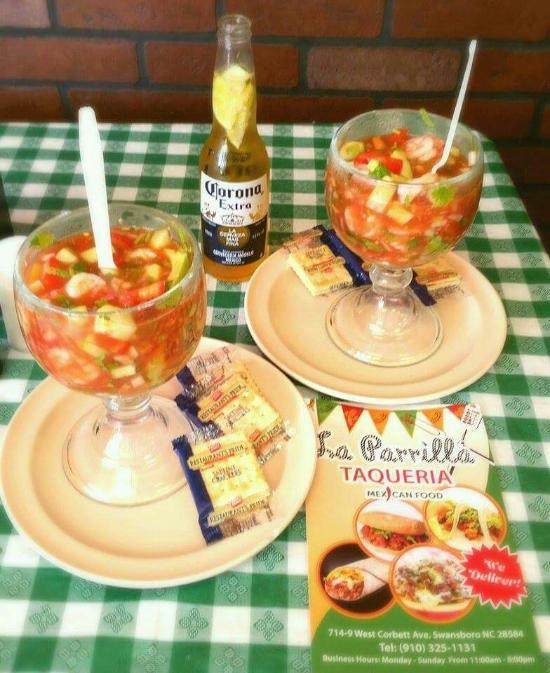 Mexican Food Swansboro Nc