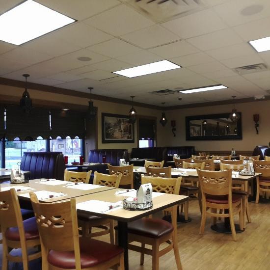 Cedar Valley Cafe Findlay Ohio Menu