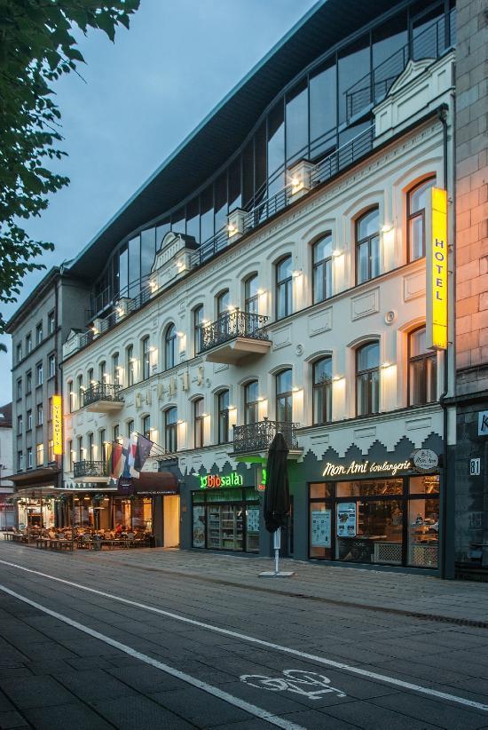 Гостиница Каунас