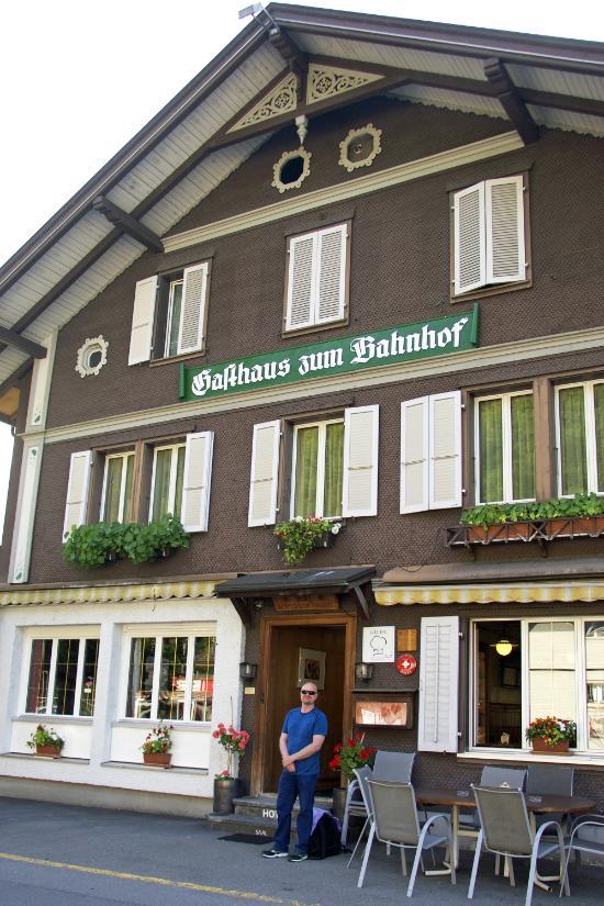 Hotel Bahnhof Giswil