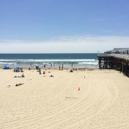Crystal pier hotel cottages updated 2017 reviews for Crystal pier fishing