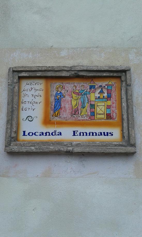 Casa Religiosa di Ospitalita Locanda Emmaus