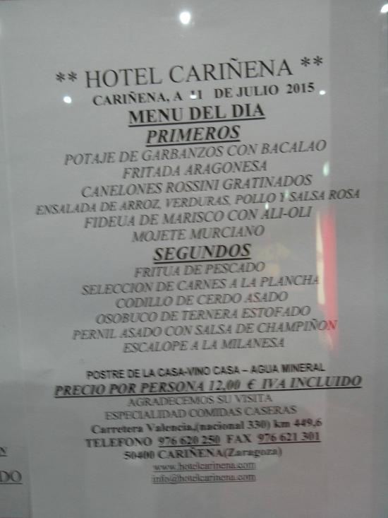 Hotel Carinena