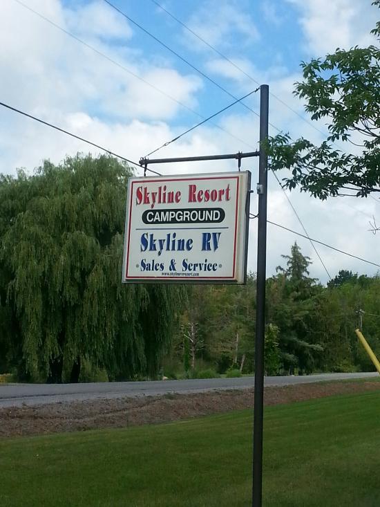 SKYLINE RV RESORT - Campground Reviews (Darien Center, NY) - TripAdvisor
