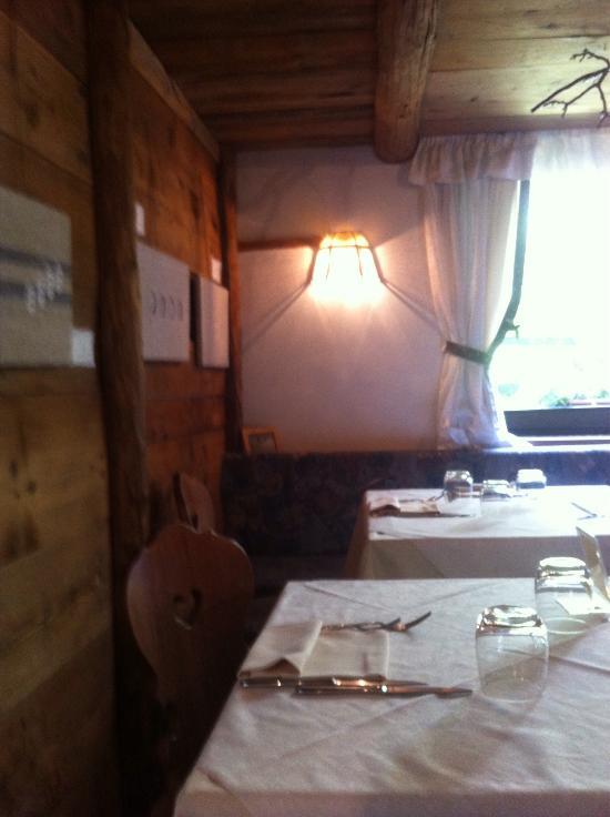 Restaurant Gressoney Saint Jean