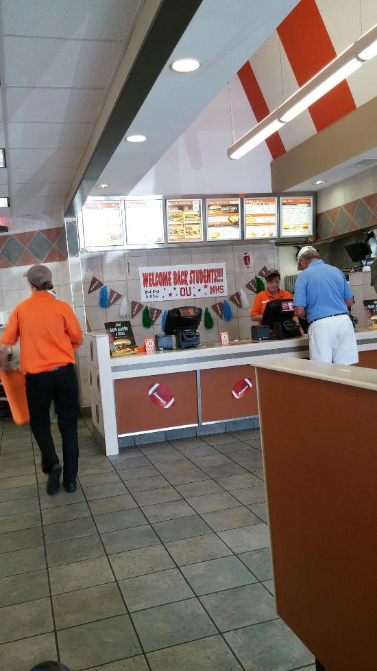Fast food jobs in norman ok