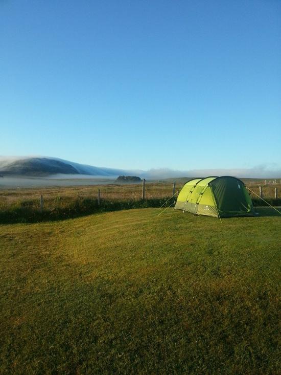 Eilean Fraoich Camp Site