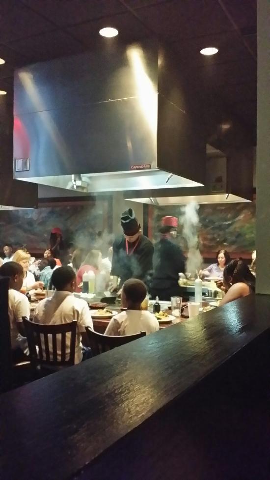 Japanese Restaurant In Collierville Tn