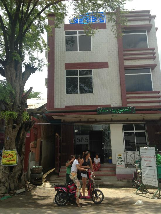 Saw Nyein San Guest House