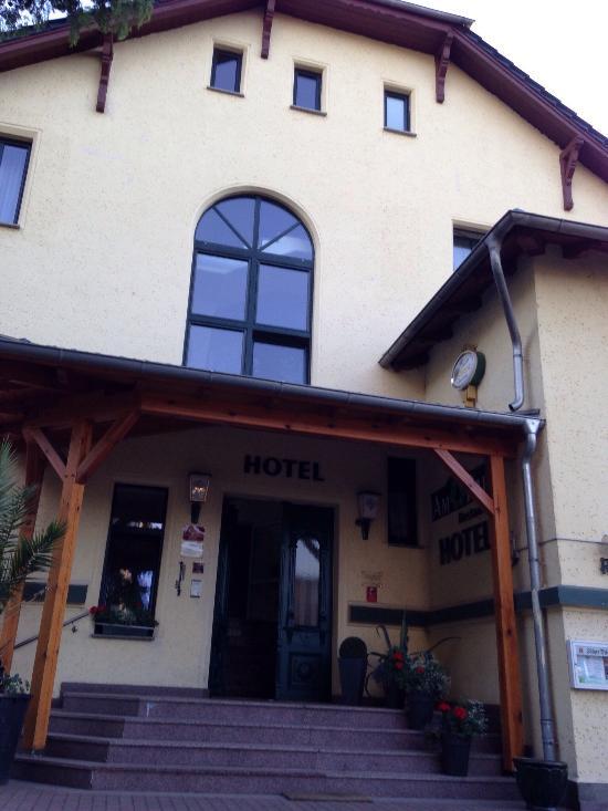Schloss Hotel Am Park Pasewalk