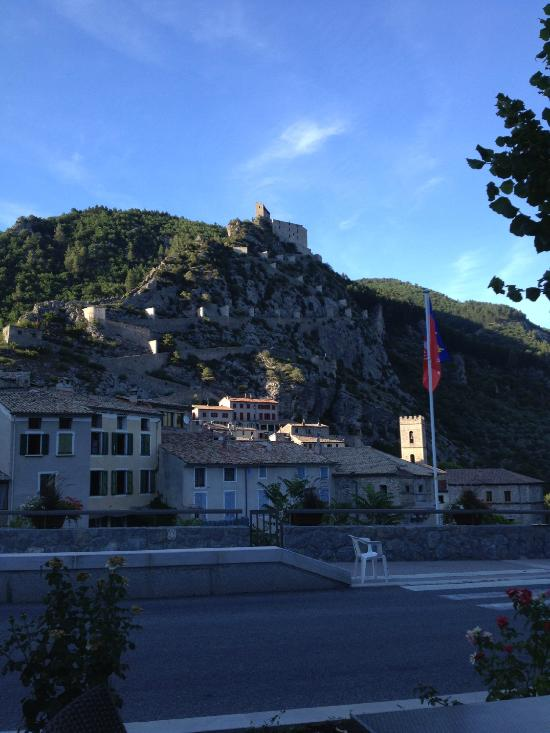 Hotel restaurant le vauban entrevaux france updated 2016 inn reviews t - Hotel le vauban besancon ...