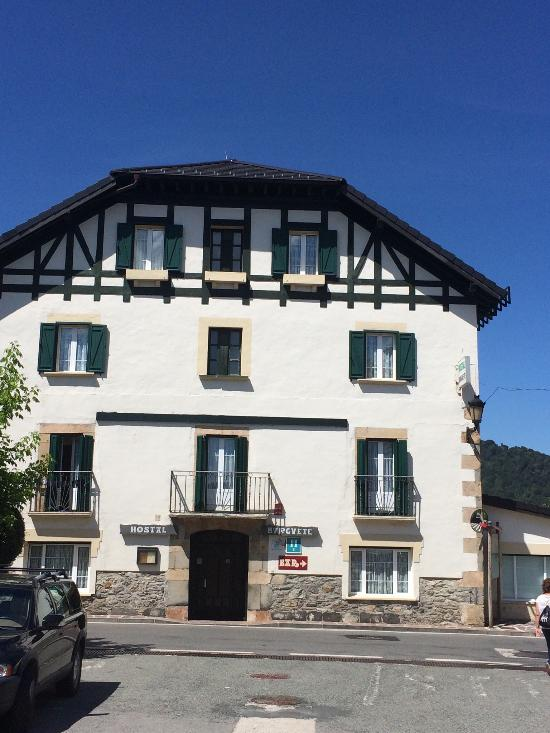 Hotel Burguete