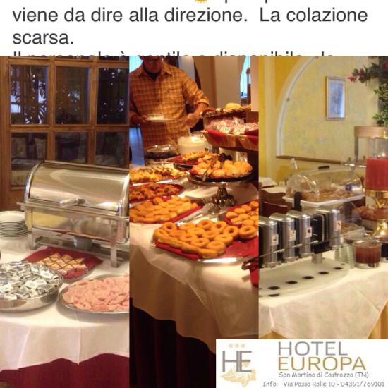 Hotel Fratazza San Martino Castrozza