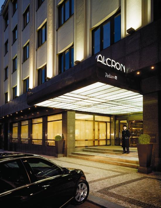 โรงแรมเรดิสันบลู อัลครอน ปราก