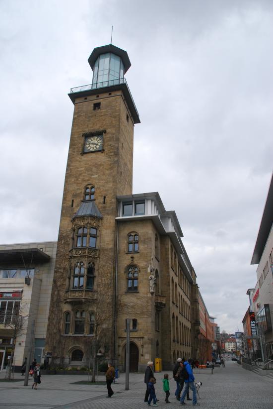 Rathaus Hagen - Bewertungen und Fotos