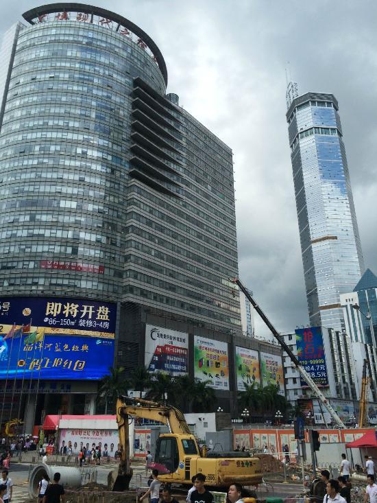 7 Days Inn (Shenzhen Huaqiang Saige Plaza)