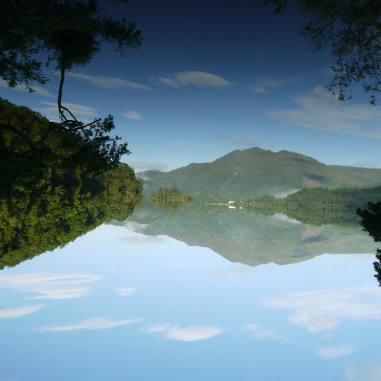 Loch Achray Hotel Aberfoyle Verenigd Koninkrijk Foto