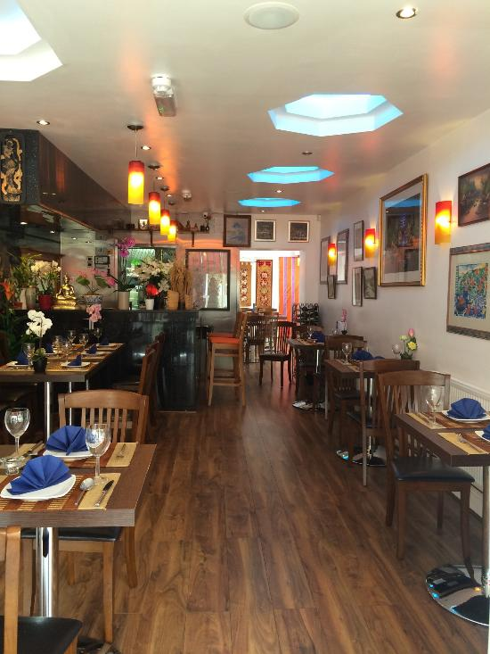 Lytham Restaurants Thai