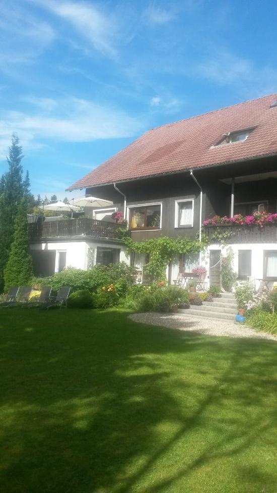 Vier Jahreszeiten Hotel garni
