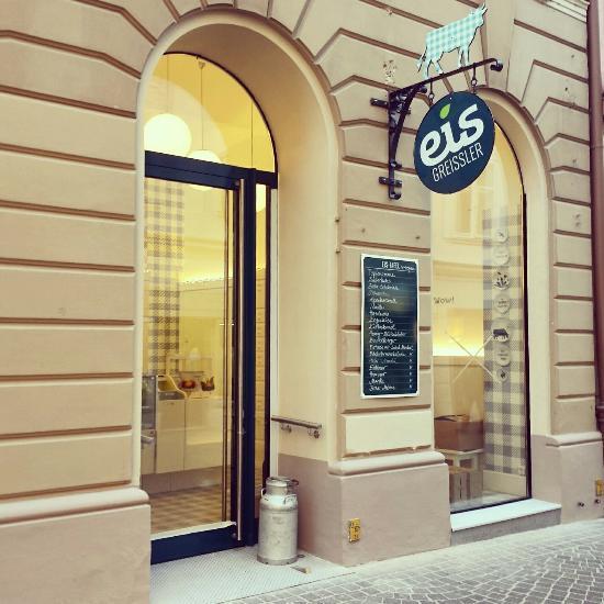 Eis Greissler Klagenfurt Restaurant Bewertungen Amp Fotos