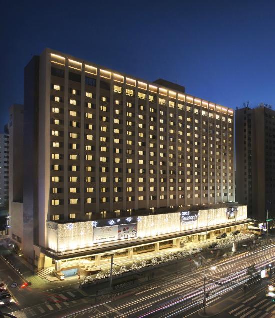 โรงแรมเบสท์เวสเทิร์น พรีเมียร์ โซล การ์เด้น
