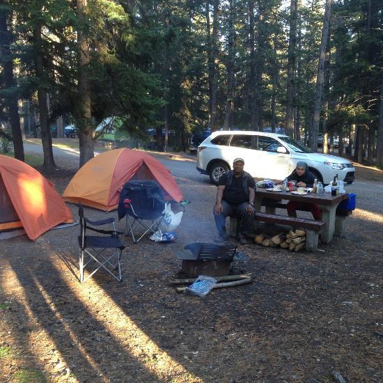 Tunnel Mountain Village 1 Campground