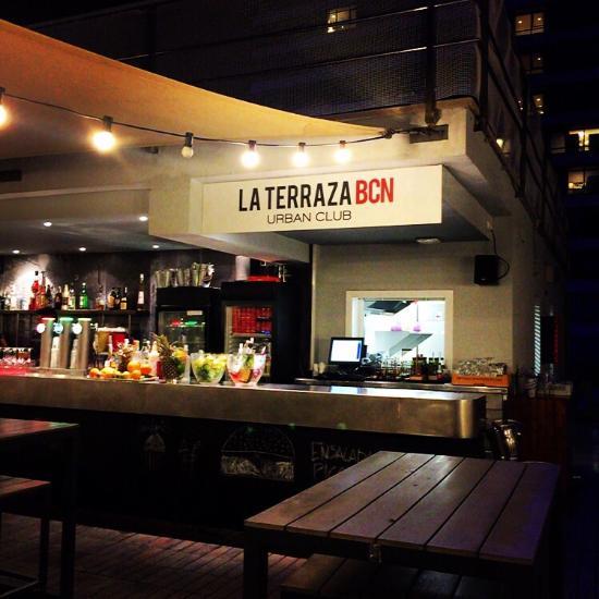 La terraza bcn urban club barcelona fotos n mero de for Restaurante terraza de la 96 barranquilla