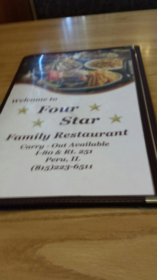 Four Star Family Restaurant Peru Il