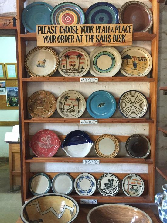 Dedza Pottery Lodge