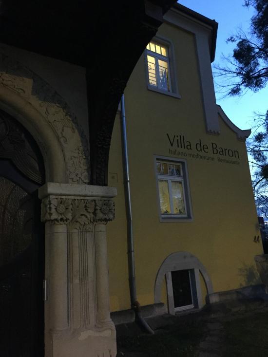 Villa De Baron