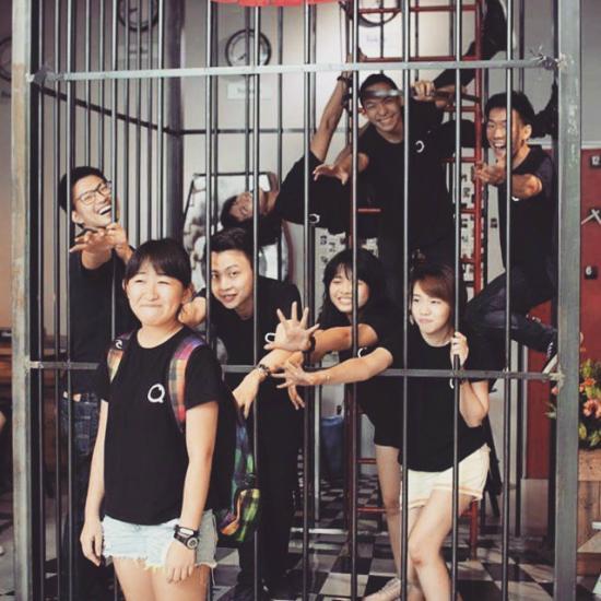 Escape Room Queensbay