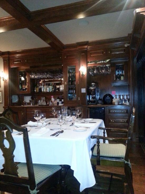 Auberge les jardins inn restaurant edmundston 8 for Auberge jardin inn